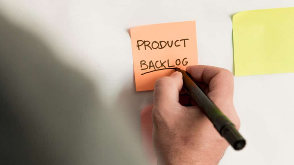 What is A Product Backlog?